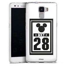 Huawei Honor 7 Silikon Hülle Case Handyhüle - MKY