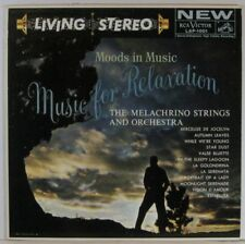 The MELACHRINO STRINGS AND ORCHESTRA - Music For Relaxation - Moods in Music