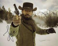 "~~ JAMIE FOXX Authentic Hand-Signed ""DJANGO UNCHAINED"" 8x10 Photo ~~"