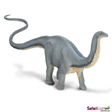 Apatosaurus dinosaur by Safari Ltd; toy/Wild Safari New
