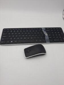 Dell KM714 Wireless Mouse/Keyboard (5HT18), Black, OPEN BOX