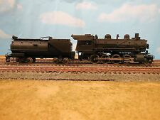 HO BRASS UNITED MODELS PFM UNION PACIFIC 2-8-0 CONSOLIDATION LOCOMOTIVE