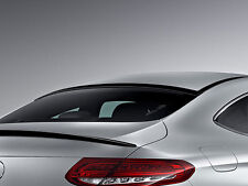 Mercedes C205 C Class Coupe Roof Wing Window Spoiler OEM MERCEDES-BENZ AMG