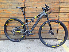 2014 Cannondale Scalpel 29 4 - Medium - Cross Country Full Suspension Bicycle