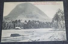 HUANINE (Iles sous le vent de TAHITI) Moua Tapu et chenal de Maéva