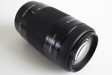 SONY SAL75300 75-300MM ZOOM LENS WITH REAR LENS CAP