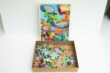 Whitman 1982 VINTAGE Marvel The Incredible Hulk PUZZLE 100 Pieces W/ Box