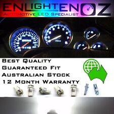 White LED Dash Gauge Light Kit - Suit Toyota Supra JZA80 JZA70 2JZ-GTE