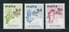 MALTA 1973 MNH SC.472/474 World Food Program WHO