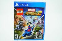 LEGO Marvel Super Heroes 2: Playstation 4 [Brand New] PS4