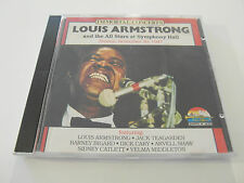 Louis Armstrong And The All Stars At The Symphony Hall (CD Album) Used very good