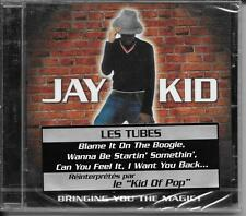 CD ALBUM 14 TITRES--JAY KID--BRINGING YOU THE MAGIC--2003--NEUF