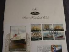 More details for 2011 merchant navy benham gold first day cover & folder low issue 3/500