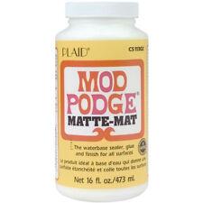Original Mod Podge Matte 16 Oz