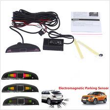 Car Electromagnetic Reverse Parking Backup Radar Sensor w LED Display BIBI Alarm