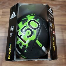 New! Adidas F 50 X-ite Soccer Ball Size 5
