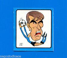 # CALCIATORI PANINI 1969-70 - Figurina-Sticker -PROSDOCIMI n. 20b - ZOFF -Rec