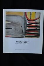 TERRY FROST WORKS ON PAPER EXHIBITION CATALOGUE  CORNWALL ST IVES