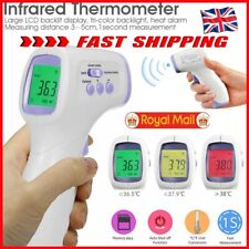 Adult/Baby Temperature Gun IR Infrared Digital Non-Contact Forehead Thermometer