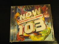 NOW THAT'S WHAT I CALL MUSIC! 103  (2CD ALBUM) NEW & SEALED