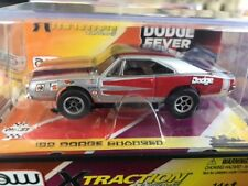 Rare Auto World Dodge Fever 69 Charger HO Xtraction Slot Car Run On AFX Aurora