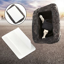 Hide a Key in a Fake Rock Stone Safe Storage, Looks & Feels Like Real Stone HL01