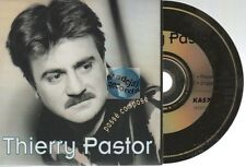 Thierry Pastor Passé Composé CD SINGLE