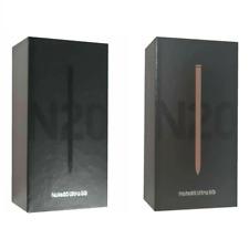 NEW Genuine Samsung Galaxy Note20 5G/Ultra 5G Retail Empty Box phone packing box