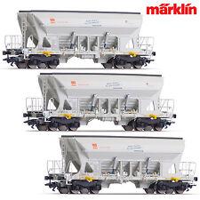 Märklin 45805 Schüttgutwagen-set Faccns HVLE H0