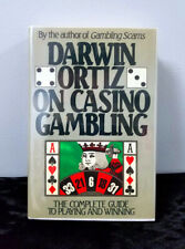 Rare Book Darwin Ortiz On Casino Gambling Hardcover Excellent Condition 1986