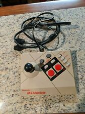 Official Nintendo NES Advantage Joystick Controller