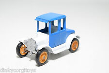 EFSI FORD T FORD 1919 WHITE BLUE NEAR MINT CONDITION