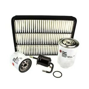Drivetech 4x4 Sakura Filter Service Kit DT-FLT102 fits Toyota Land Cruiser Pr...
