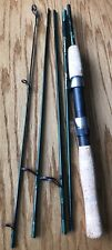 Shakespeare Excursion Casting Fishing Rod 6', Medium, 6-12 Line Takedown Bacpack