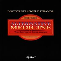 DOCTOR STRANGELY STRANGE - ALTERNATIVE MEDICINE   CD NEW+