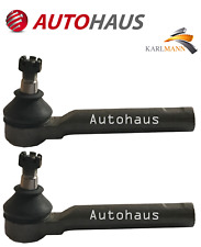FITS SUBARU LEGACY 89> IMPREZA 93> FORESTER 97> FRONT OUTER TRACK TIE ROD END X2