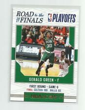 2017-18  Hoops  GERALD GREEN  Road to Finals First Round 0515/2017