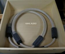 Argento Audio Serenity Master Reference interconnect cables. 1m RCA pr. $7,300