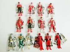 Power Rangers GaoRanger Magi Ranger sofubi Soft vinyl figure 17cm 14 set Japan