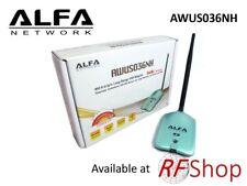 Alfa AWUS036NH Long Range Wifi Range Extender