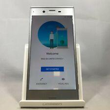 Sony Xperia XZ 64GB Silver Unlocked Very Good Condition