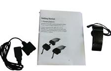 Jawbone 1 Wireless Bluetooth Headset  w/ Noise Shield & Assassin BLACK 1st Gen