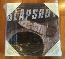 """New Oopsy Daisy Slapshot Canvas Picture Wall Art 14"""" Square NWT"""