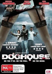 Doghouse (DVD) NEW/SEALED