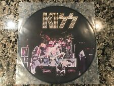 KISS DEMOS AND OUT-TAKES PICTURE DISC LP RARE