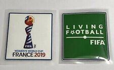 Women World cup France 2019 Patch Living Football badge soccer jersey shirt