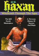 HAXAN : Witchcraft Through The Ages DVD Narrated By William S. Burroughs - NEW