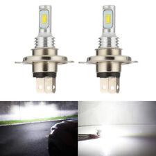 35W 9003 H4 Tech LED Headlights Bulbs Kit High&Low Beam 4000LM 6000K White Cree