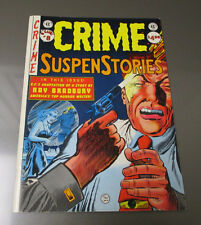 1986 EC CLASSICS #8 Crime Suspense Stories Reprint VF Russ Cochran Johnny Craig