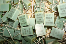 2520pF 250V K71-7 Polystyrene capacitors Lot of 30